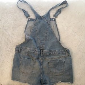 46a23df971d Mossimo Supply Co. Jeans - Mossimo Denim Plus Size XXL Overalls Shorts